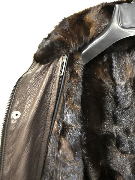 Galaabend leather item 通販 GORDINI025