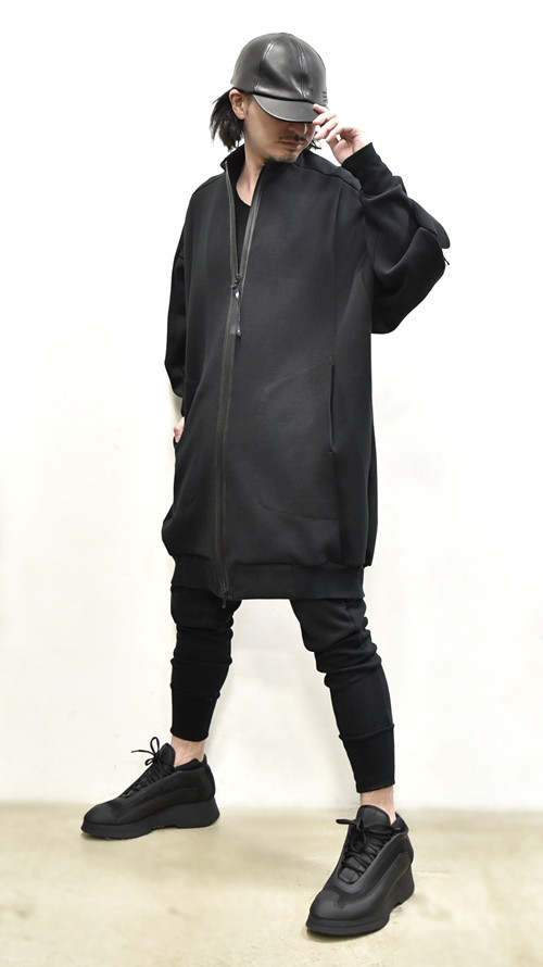 NILøS Back Slash Jacket 通販 GORDINI011