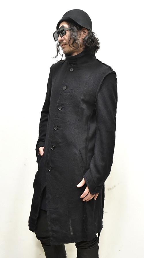 IROFUSI 裁切 Long Jacket 通販 GORDINI003