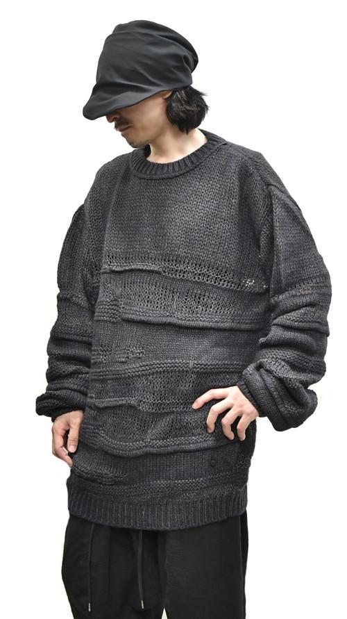 Nostra Pullover Knit 通販 GORDINI002