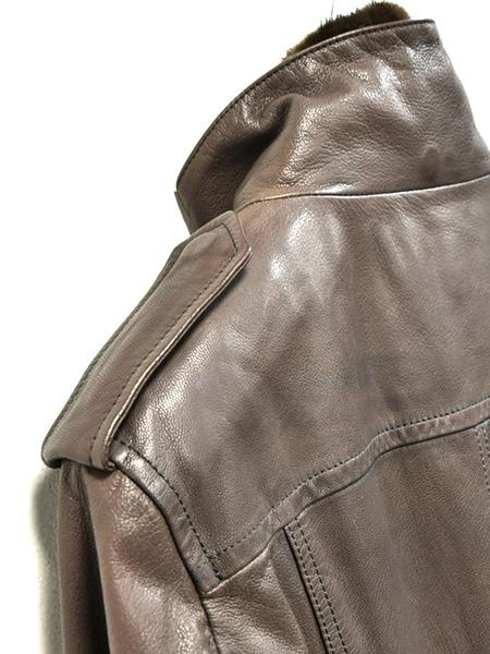 Galaabend leather item 通販 GORDINI027