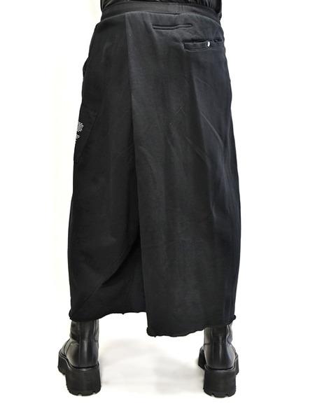 JULIUS wrap baggy 通販 GORDINI005