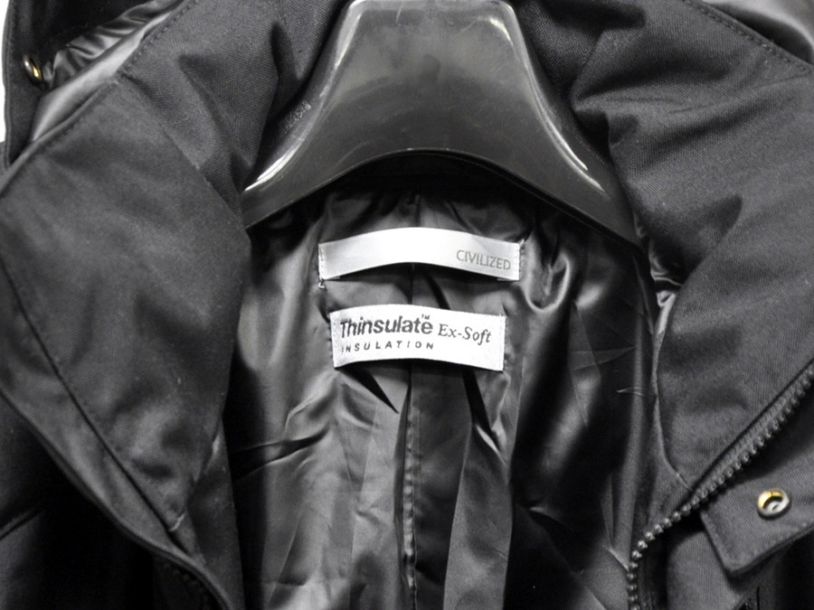 CIVILIZED サバイバルフードジャケット 通販 GORDINI021