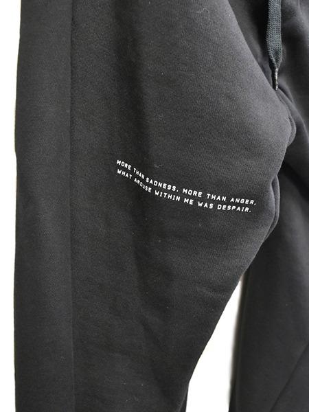 NILS print pants 通販 GORDINI003