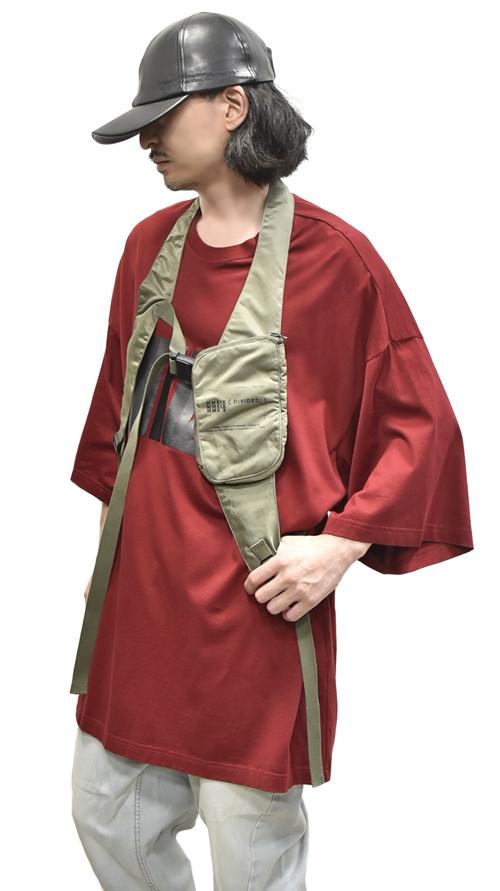 JULIUS holster vest 通販 GORDINI002