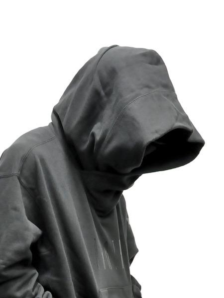 JULIUS パーカー 黒 通販 GORDINI007