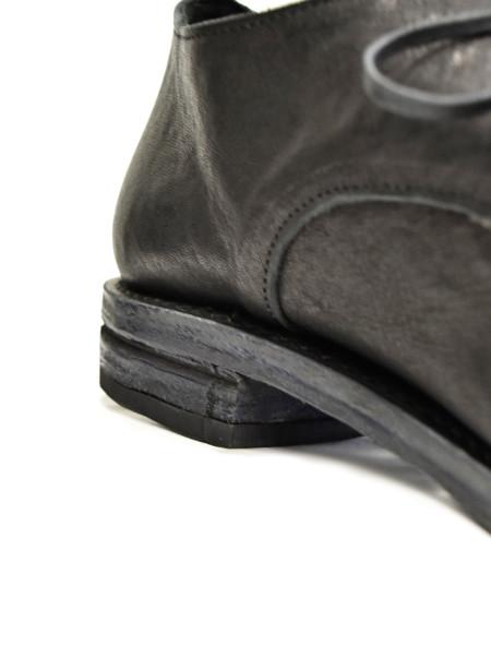 PORTAILLE derby black 通販 GORDINI011