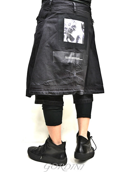 JULUS layered pants 通販 GORDINI009のコピー