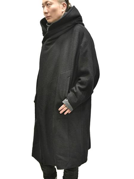 JULIUS hooded coat 着用 通販 GORDINI002 insta coorde
