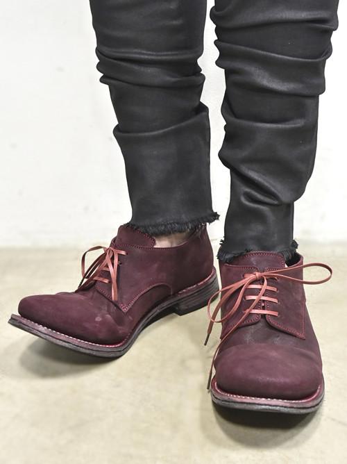 Portaille Derby Shoes 通販 GORDINI001