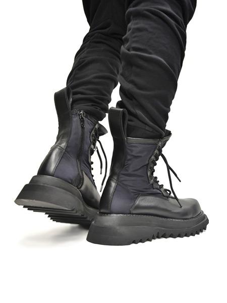 JULIUS military boots  着用 通販 GORDINI003