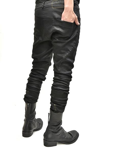 Nostrasantissima coating pants通販 GORDINI006