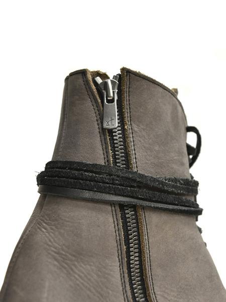 Portaille GRAY boots  通販 GORDINI009
