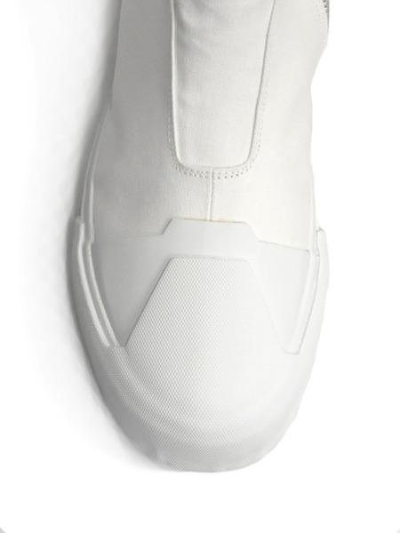 JULIUS スニーカー キャンバス白 通販 GORDINI011