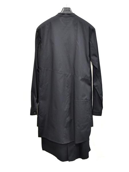 Nostrasantissima long shirts blk 通販 GORDINI005