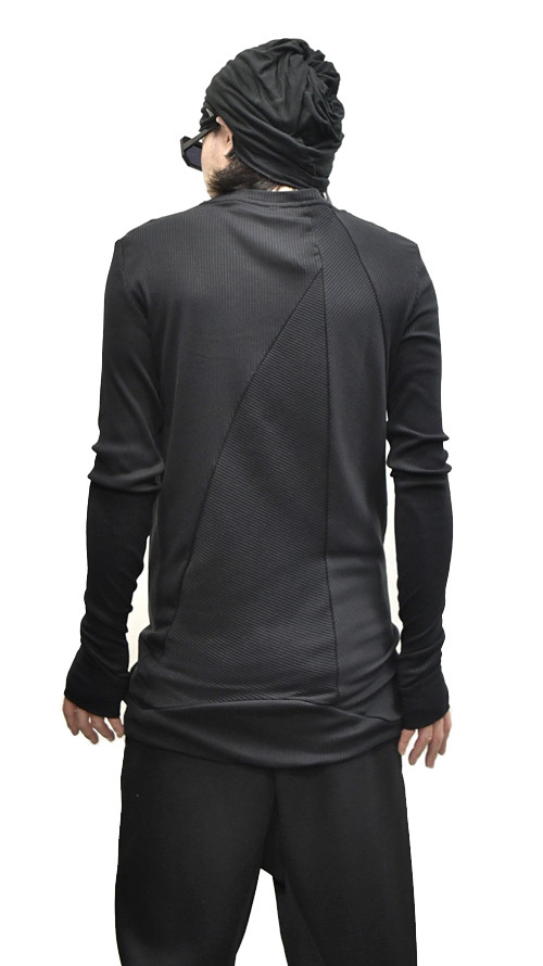 ARMY OF ME Ribbed Sweatshirt 通販 GORDINI004