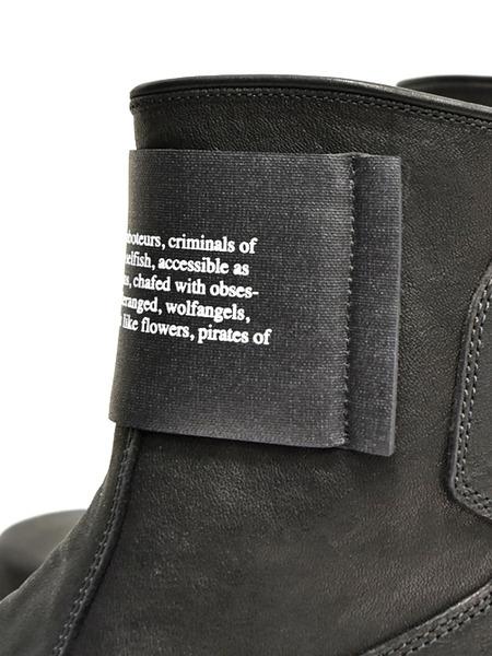 JULIUS boots 通販 GORDINI012