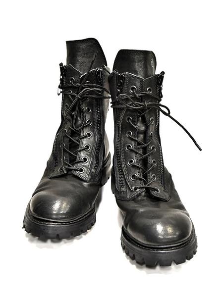 JULIUS combat boots 通販 GORDINI008