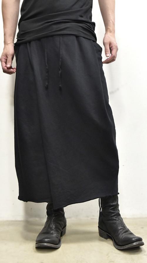 JULIUS Folded Baggy Pants 通販 GORDINI001