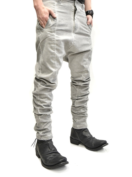 ARMY crotch pants beige 通販 GORDINI015