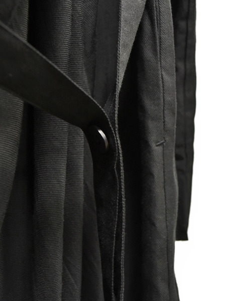 JULIUS drape coat 通販 GORDINI003