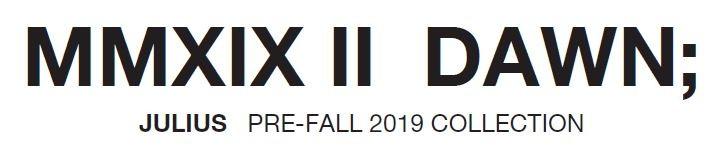 JULIUS 2019PF logo