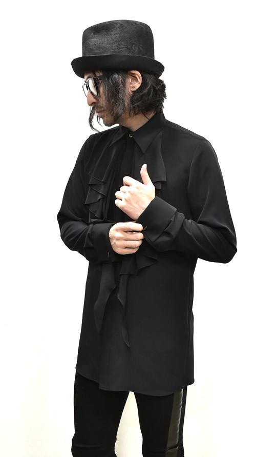 GalaabenD Frill Shirt 通販 GORDINI005