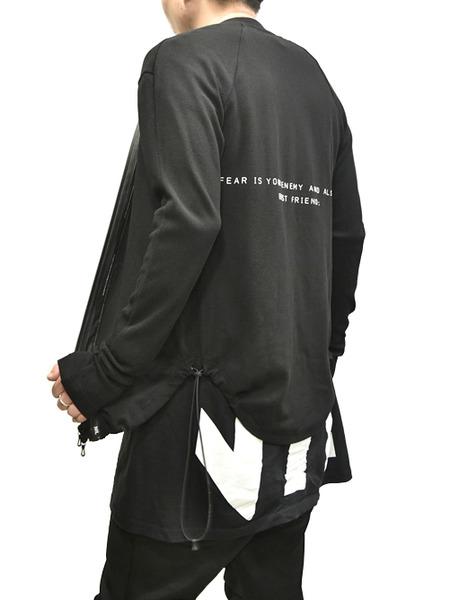 NILøS Skinny Zip Shirt 着用 通販 GORDINI004