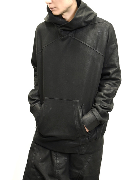 JULIUS coated pullover parka  通販 GORDINI003