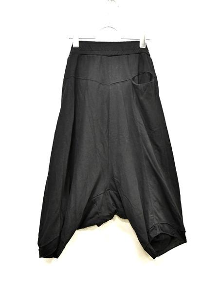JULIUS easy croch pants 通販 GORDINI004