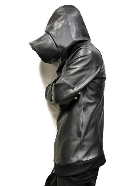 JULIUS leather PARKA 通販 GORDINI011