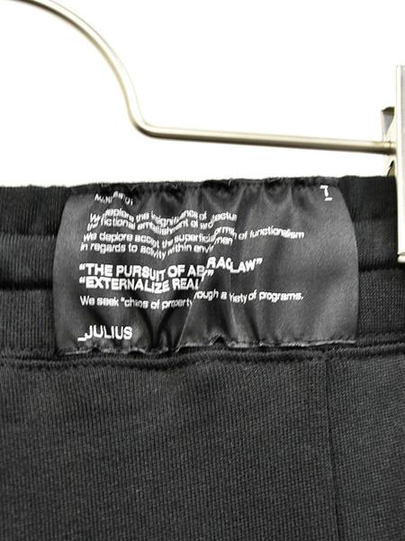 JULIUS bending easy pants 通販 GORDINI007