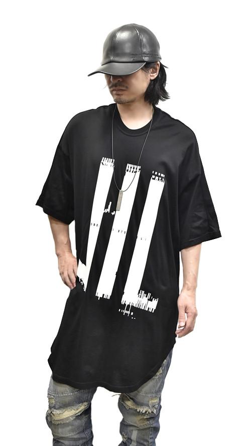 NILS Kamon Round T WHITE 通販 GORDINI001
