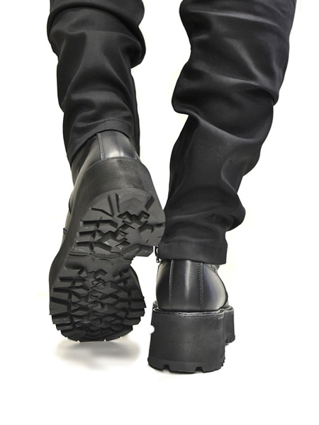 JULIUS engineer boots 着用 通販 GORDINI005