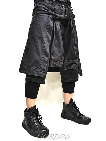 JULUS layered pants 通販 GORDINI008のコピー