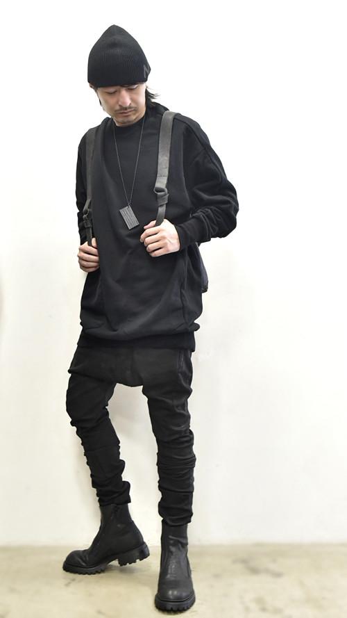 JULIUS Sweatshirt Jacket 通販 GORDINI008