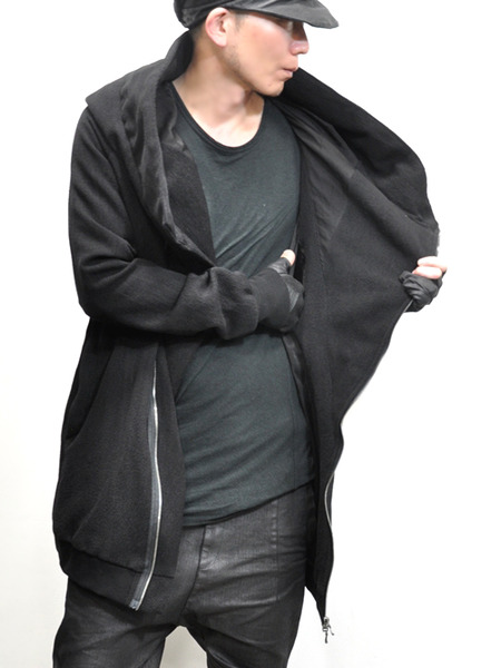 JULIUS hood coat 通販 GORDINI009