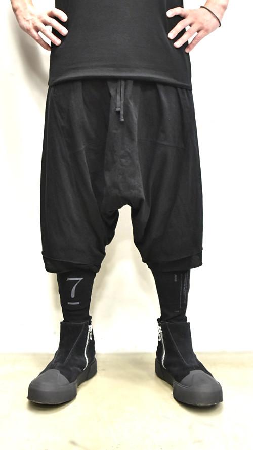 NIL JULIUS leggings blog 通販 GORDINI011