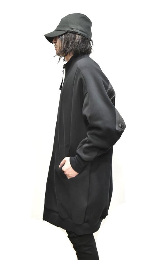 NILøS Back Slash Jacket 通販 GORDINI003