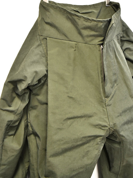 JULIUS sleeve pants khaki 通販 GORDINI002