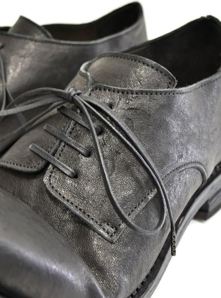 PORTAILLE derby black 通販 GORDINI001
