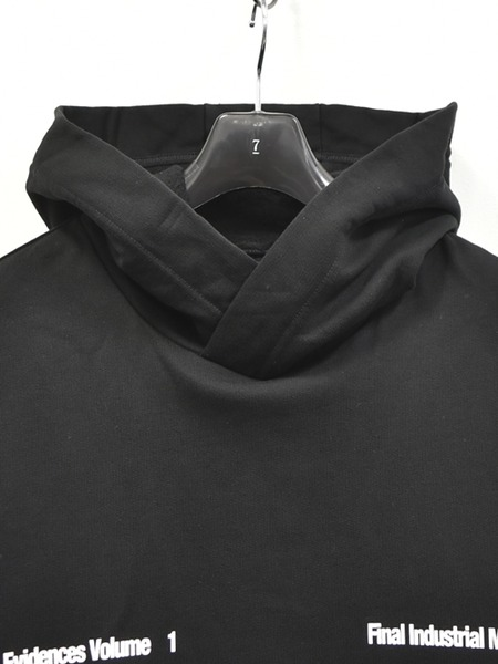 JULIUS print pull hoodie 通販 GORDINI002