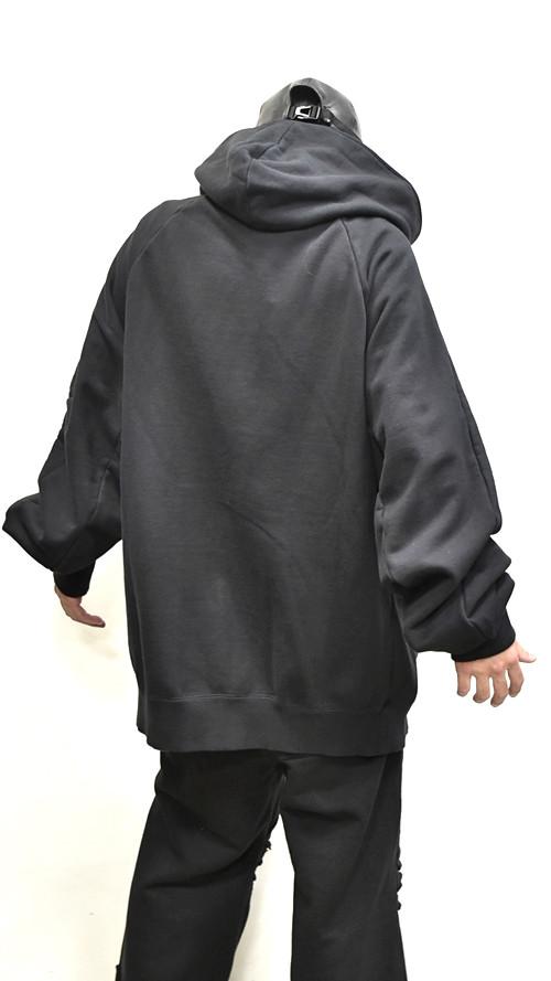 JULIUS MA-1 Style Hoodie 通販 GORDINI004