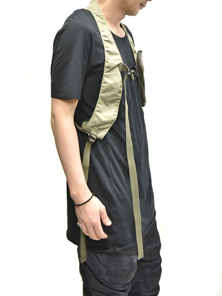 JULIUS holster vest khaki  通販 GORDINI003