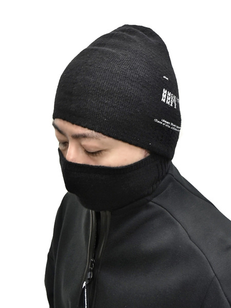 JULIUS Masked Neck Warmer 通販 GORDINI002