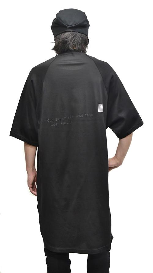 NILS Kamon Round T BLACK 通販 GORDINI004