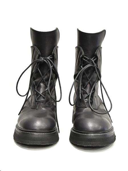 JULIUS void boots  通販 GORDINI008