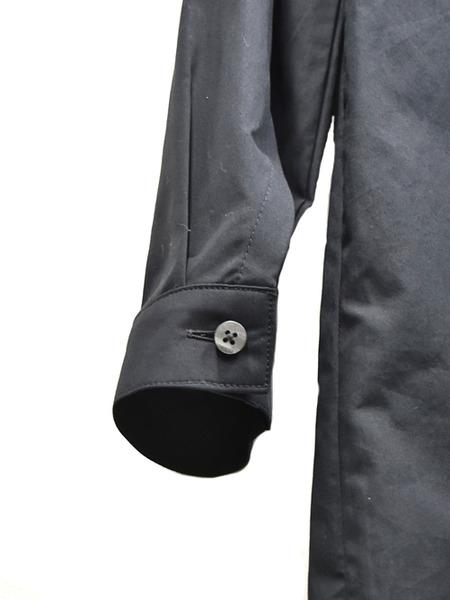 Nostrasantissima long shirts blk 通販 GORDINI008