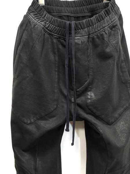 JULIUS coated rider pants 通販 GORDINI002