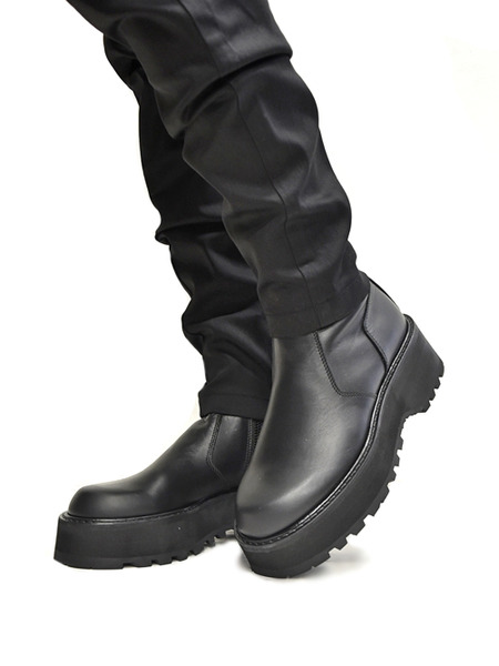 JULIUS engineer boots 着用 通販 GORDINI002